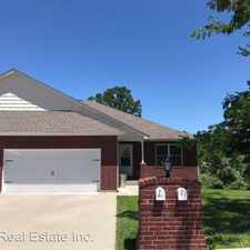 Rental info for 11995 Village Circle - 11995 Village Circle in the Rolla area