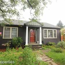 Rental info for 7605 SE 64th Ave