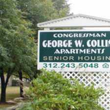 Rental info for Congressman George W. Collins in the University Village - Little Italy area