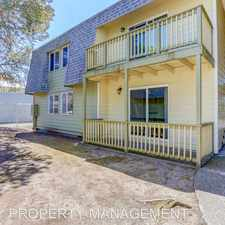 Rental info for 18120-18176 NE Pacific Court