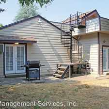 Rental info for 9810 SE Henry St in the Lents area