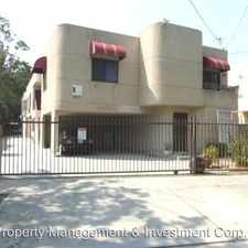 Rental info for 317 San Pascual Ave. Apt 8 in the Highland Park area