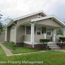 Rental info for 3214 Reed