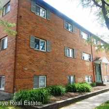 Rental info for 1596 Highland St. Apt. D in the The Ohio State University area