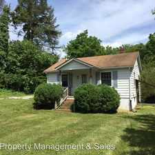 Rental info for 1508 North Main St.