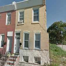 Rental info for 635 W. Mayfield St. in the Fairhill area