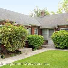 Rental info for 1404 SE Bybee in the Sellwood-Moreland area