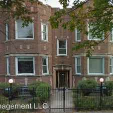 Rental info for 2522-24 W Marquette Rd in the Marquette Park area