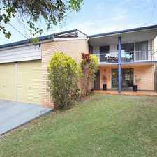Rental info for SPACIOUS 5 BED FAMILY SIZED HOME in the Brisbane area