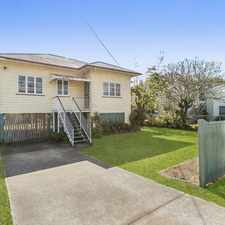 Rental info for FAMILY HOME IN SCHOOL CATCHMENT AREA in the Brisbane area