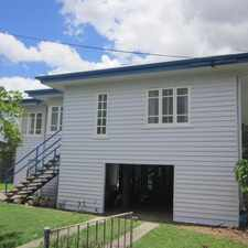 Rental info for THREE BEDROOM HOME IN QUIET LOCATION in the Brisbane area