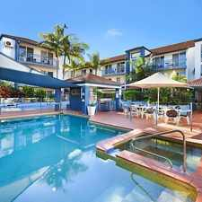 Rental info for FURNISHED 1 BEDROOM APARTMENT WITH POOL, BALCONY AND CENTRAL TO ALL SURFERS HAS TO OFFER!