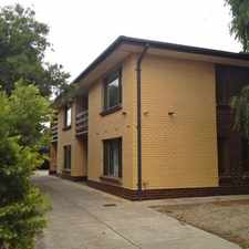 Rental info for Updated and Secure - Close to Everything!! in the Adelaide area