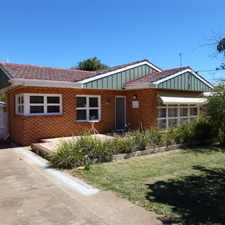 Rental info for An enduring classic in South Dubbo