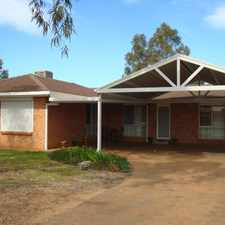 Rental info for Family Living at its best in the Dubbo area