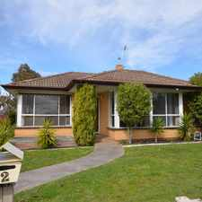 Rental info for Tastefully Renovated Home Close To Shopping Precinct in the Ballarat area