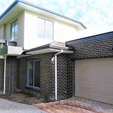 Rental info for Brand New Luxury Living in the Yallambie area