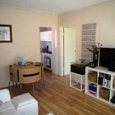 Rental info for Unfurnished One Bedroom Apartment in the Dee Why area