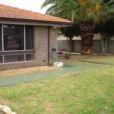 Rental info for Neat and Tidy Home in Rangeway