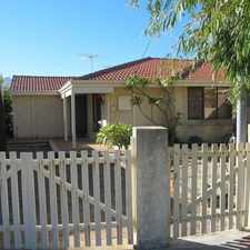 Rental info for Fantastic abode in a perfect location! in the Shoalwater area