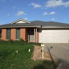 Rental info for 3 BEDROOM HOUSE - WALK TO STATION in the Brookfield area