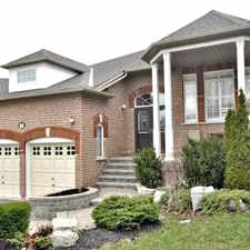 Rental info for **NEWMARKET, STONEHAVEN***BUGALOW CUL-DE-SAC EXCELLENT LOCATION! in the Newmarket area