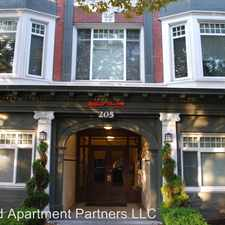 Rental info for 205 19th Ave. E. in the Seattle area
