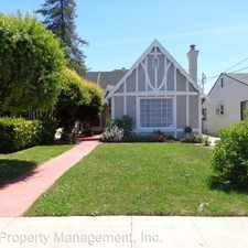 Rental info for 255 Cherrywood Ave in the 94577 area