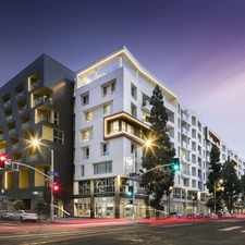 Rental info for G12 Apartments in the Los Angeles area