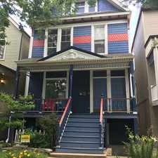 Rental info for 1841 Cuyler Avenue #1 in the Chicago area