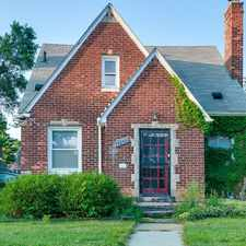 Rental info for 15256 Fordham Street in the Denby area