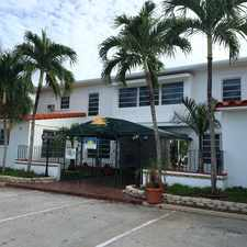 Rental info for 2724 Northeast 14th Street #6 in the Fort Lauderdale area