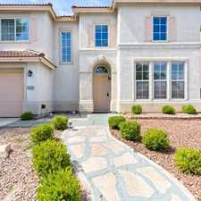 Rental info for $3500 5 bedroom House in Spring Valley in the Las Vegas area