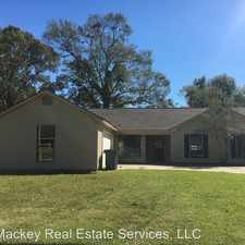 Rental info for 1924 Hobbiton Rd. in the Baton Rouge area