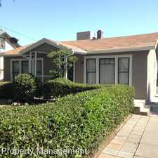 Rental info for 248 W. Howard St - Front House in the Pasadena area