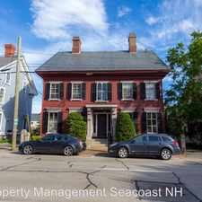 Rental info for 414 State Street #3 in the Portsmouth area