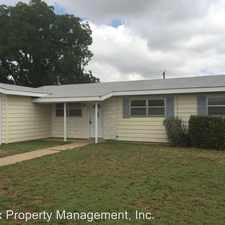 Rental info for 3813 E. 30th St. in the 79761 area