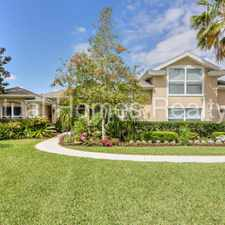 Rental info for water front 5 bedroom 5 bathroom two story pool home