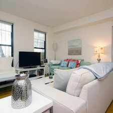 Rental info for 1st Ave & E 1st St in the New York area