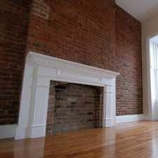 Rental info for Morton St & Bedford St in the New York area