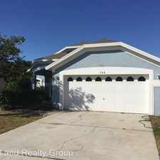 Rental info for 309 Sir Phillips Drive