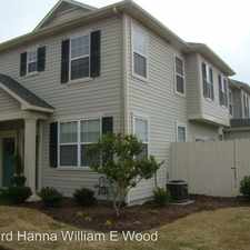 Rental info for 1438 Leckford Drive in the Virginia Beach area