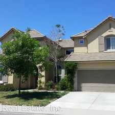 Rental info for 732 Placer Circle