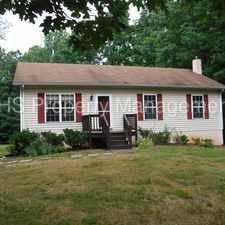 Rental info for Freshly Painted/Carpeted Ranch with Large Yard