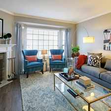 Rental info for The Row Townhomes