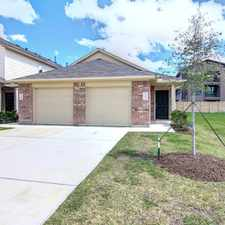 Rental info for 5564 Plantation Forest Drive in the Houston area