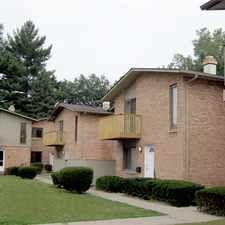 Rental info for Amber House West Townhouses in the Troy area