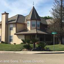 Rental info for 1611 Thomas ct. in the Dinuba area