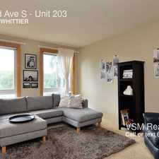 Rental info for 2525 3rd Ave S in the Phillips area
