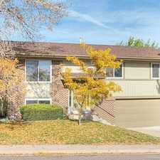 Rental info for $3995 4 bedroom House in Jefferson County Lakewood in the Arvada area